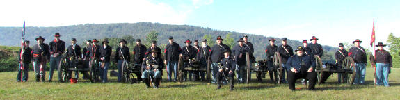Company M, 1st Missouri Light Artillery « The Turner Brigade ...