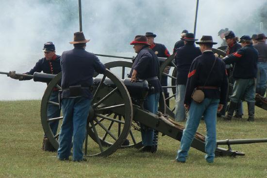Company K, 1st Missouri Light Artillery « The Turner Brigade ...